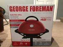 George Foreman indoor/ outdoor 15 serving electric grill in Naperville, Illinois