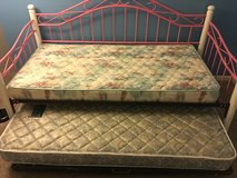 Twin day bed with trundle in Camp Pendleton, California