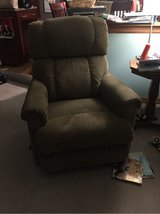 Two Lazy Boy recliners in Aurora, Illinois