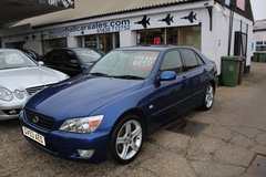 **Lexus IS 200 ** FREE ROAD TAX ** 6 MONTHS WARRANTY!!** in Lakenheath, UK