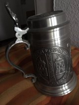 Beer Mugs collector Zinn edition from BBK in Ramstein, Germany