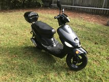 50cc scooter in Beaufort, South Carolina