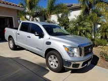 2017 Nissan Titan in Camp Pendleton, California