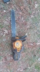 Chainsaw in Hinesville, Georgia
