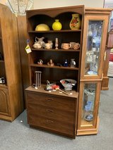 Lane dresser with hutch in Naperville, Illinois
