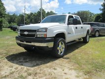 2006 CHEVY 2500HD CREW CAB, 4X4, LT, SHORT BED, SILVERADO, DURAMAX DIESEL in bookoo, US
