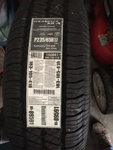 New Goodyear Wrangler P235/65R17 in Beaufort, South Carolina