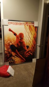 Huge Spiderman picture in Spring, Texas