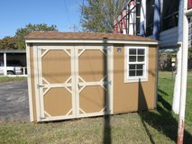 6x12 Slim Shed in Huntsville, Texas