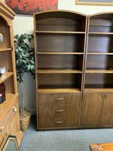 Bookcase with drawers in Naperville, Illinois