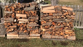 Firewood in Cherry Point, North Carolina