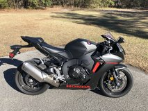 2017 Honda CBR1000RR ABS in Wilmington, North Carolina
