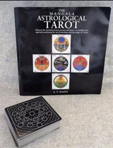complete astrology tarot cards and book box set in 29 Palms, California