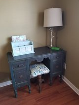 Antique Desk and Stool in Byron, Georgia