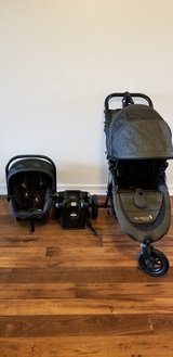 City Mini GT travel system in Camp Pendleton, California