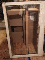 Old Windows with hardware for craft projects in Tinley Park, Illinois