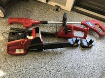 Homelite 18 volt yard tools in New Lenox, Illinois