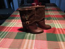 Never worn authentic Michael Kors Boots in Vacaville, California