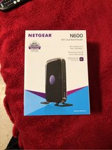 Netgear N600 Wifi Dual Band Router in Huntington Beach, California