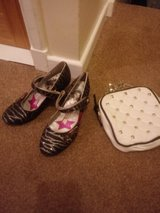 girls shoes uk2 and bag in Lakenheath, UK