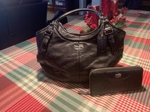Coach purse and wallet in Vacaville, California