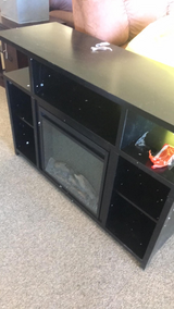 TV Stand Fire Place (New) 43 inches length in Fort Leonard Wood, Missouri