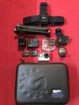Gopro Hero 4(silver)including accessories in Okinawa, Japan