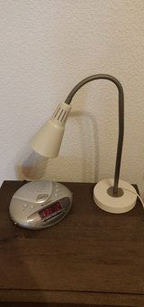 2 matching bedside lamps (220 V) in Ramstein, Germany