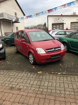 2004 OPEL MERIVA CALL 01703070155 Allan in Ramstein, Germany