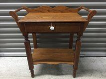 Antique washstand/Commode/coffee station in Naperville, Illinois