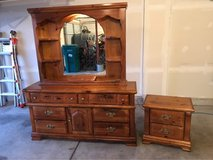 dresser and nightstand in Morris, Illinois