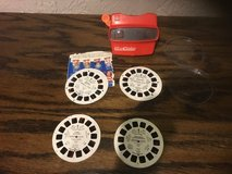 Vintage View Master with four sets of reels in Orland Park, Illinois