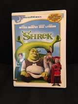 Shrek DVD in Cherry Point, North Carolina