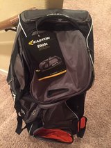 Brand new Easton E900C catcher bag with wheels in Kingwood, Texas