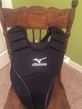 Brand new Mizuno catcher chest protector in Kingwood, Texas