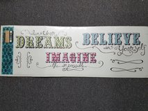 NEW Removable wall stickers in Plainfield, Illinois