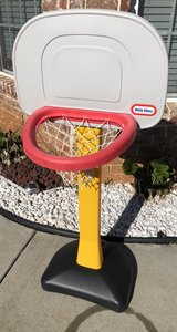Little Tikes Basketball Goal in Warner Robins, Georgia
