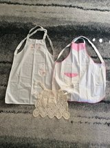 Children's aprons in Yucca Valley, California