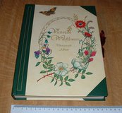 "PHOTOGRAPH ALBUM ""Victorian Wildflowers"" in Lakenheath, UK"