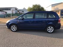 2005 Opel Zafira 7-seats in Ramstein, Germany
