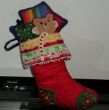 1983 Hallmark Christmas stocking ornament in Bellevue, Nebraska