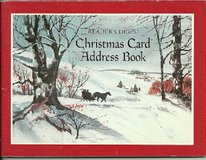 1984 Reader's Digest Christmas Card Book.  Unused. in Bellevue, Nebraska