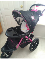 Hello Kitty Jogging Stroller in Fort Carson, Colorado