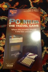 UK Pointless travel game in Ramstein, Germany
