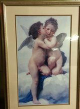 Framed Raphael Angels in Stuttgart, GE