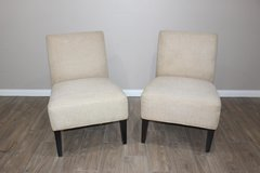 Accent Chair (2 Available) -Tan Woven fabric in CyFair, Texas
