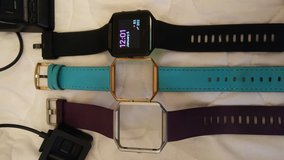Fitbit Blaze in Fort Lewis, Washington
