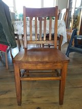 Solid Wood Chair in Fort Knox, Kentucky