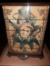 Vintage Jester Music Box in Orland Park, Illinois