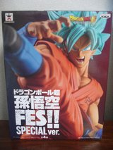 Dragonball FES SSG Goku in Okinawa, Japan
